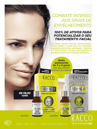 Sérum Facial Concentrado Ciclos
