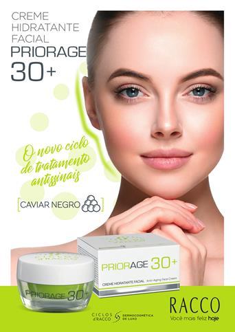 Creme Hidratante Facial Priorage 30+