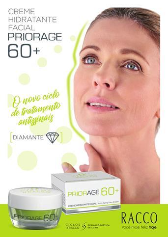 Creme Hidratante Facial Priorage 60+